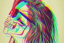 psychedilic