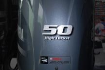 Nowy silnik zaburtowy Yamaha F50JETL