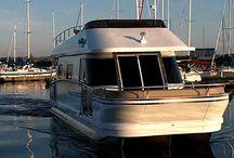 Houseboat Propellers