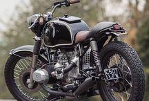 MOTORCYCLES - VINTAGE