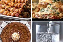 Dinner / Main course & menu ideas