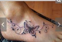 Tattoos / by Jill Wells