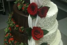 Wedding Cakes / by Teresa O'Neal