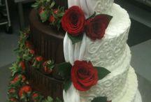 Wedding Cakes / by Teresa O'Neal