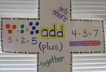 School PK- Math (counting and addition) / by Lety Ortiz
