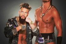 Badaboom, Realist Guys In The Room. / How you doin?  Enzo and Cass.