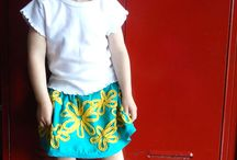 Sewing for Kids / Sewing Patterns for Children's clothes and accessories. Style ideas for sewing for children. Modern, vintage, cute, individual