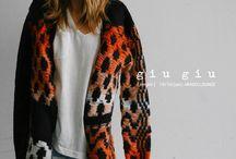 Brand New Brand : g i u g i u - AW 15 collection. / http://blog.raddlounge.com/?p=39752