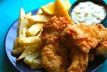 mmmmm fish! / by Sherri Manley Leung