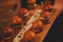 wedding: food