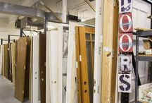 Repurposed Doors / A home for projects about recycling, upcycling and repurposing old doors.
