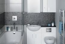 Bathroom ideas / by Stephanie Menier Tucker