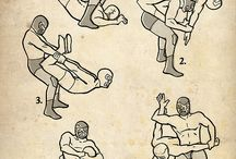 #fight poses