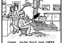 Fun Dental Cartoons / Dental Care of Corona is a leading General and Cosmetic Dental office in Corona, CA.  We strive to provide the best possible care to all of our patients.  Our warm, caring and fun office is a pleasant place to receive your Dental treatment.