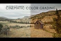 COLOR GRADING / Todos los pines sobre Corrección de Color