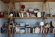 living with books / by mikechatoran