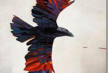 OKKVLT - Crow/Raven - CraigKosak