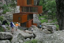 Architecture / House exteriors,