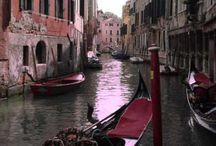 Romance and Fantasy Venice, Italy / Wing Member JoAnn Walker wins a trip to the Romantic city Venice, Italy