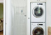 Lavabo Lavadora