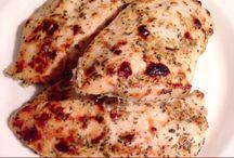 finger lickin chicken