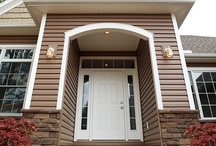 Custom Home Interior Designs: Doors / by Wayne Homes