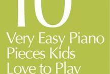 piano piece  easy