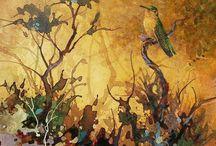 Floy Zittin / Watercolors by Floy Zittin
