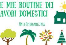 routine lavori domestici