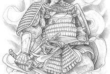 Samurai,shogun,ronin,wariorr