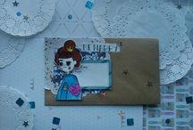 Mail-Art ♡