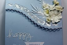 Spellbinders Curved Borders