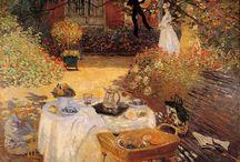 Claude Monet / by Lori Whan