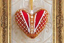 Валентинки /  День святого Валентина, или День всех влюблённых! Подарки, сувениры своими руками.