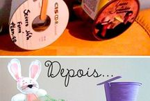 ideas con reciclaje niños