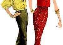 Vintage Sewing 1950s Patterns / by Linda Christie