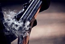Guns / by Lee Dyer