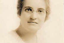 women in glasses / by Maureen Taylor
