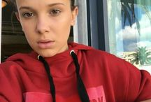 Millie Bobby Brown / Millie Bobby Brown Interpreta A Eleven (Once) En La Serie Original De Netflix: Stranger Things ❤..2004❤13 Años❤