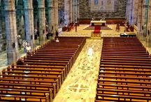 Ireland Churches and venues