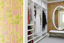Amazing Closets / by Michele Hansen