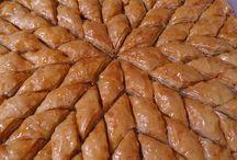 Ev baklava,börek