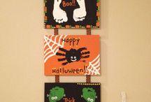 bricolage enfants halloween