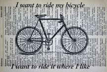 bicycle art and accessories