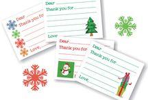 Christmas | Printables