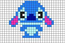 stitch perles
