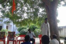RSS की गुरु दक्षिणा कार्यक्रम / RSS की गुरु दक्षिणा कार्यक्रम में अपनी शाखा पर अपने मित्रो के साथ शामिल हुआ.....