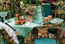 Garden / balcony / outdoors