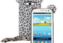 Samsung Galaxy S3 hoesjes / Hoesjes voor de Samsung Galaxy S3, aangeboden door Telefoonhoesjestore.nl!