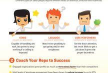 Sales / Sales Infographics